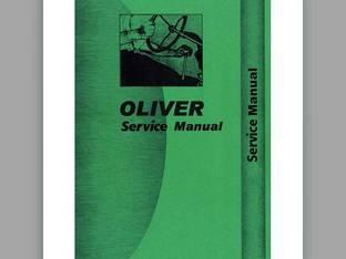 Service Manual - 1550 1555 Oliver 1555 1555 1550 1550