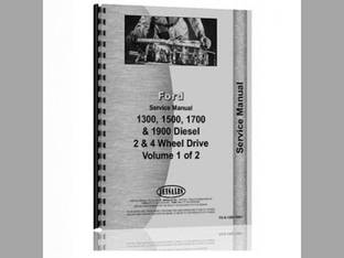 Service Manual - 1300 1500 1700 1900 Ford 1300 1700 1500 1900