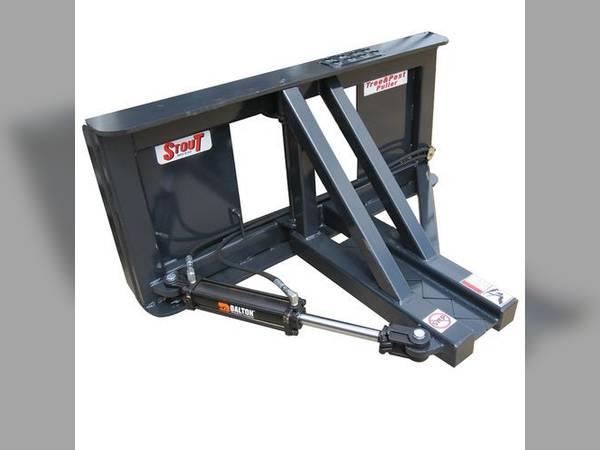 Pl 3 Hydraulic Post Puller : Misc sn for asv bobcat case caterpillar daewoo fiat