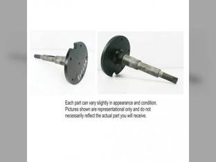 Used RH Upper Feeder House Shaft John Deere 9501 CTS CTSII 9500 9400 9600 H129681