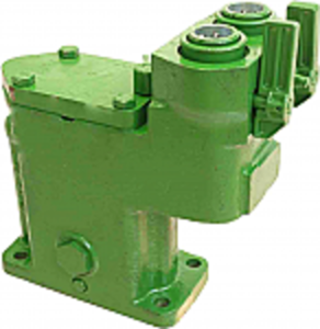 Remanufactured Selective Control Valve with ISO, 3rd Valve