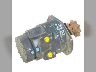 Used Hydraulic Drive Motor Case 450 465 87349721