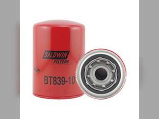 Filter - Hydraulic Spin On BT839-10 Bobcat 743 643 Gleaner F2 R72 R60 L2 R42 L3 R62 F3 R52 New Holland TR85 TR75 Ag-Chem Ford 1801 340 John Deere 6000 5820 International Case IH Oliver 1365 Macdon