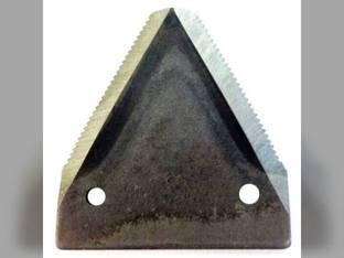 Sickle Section Shape 1 US H Black Anvil 10 Pack John Deere 38 5 350 Z7030H Ford 515 501 141198 Gleaner 70802541