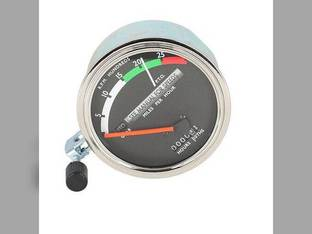 Tachometer Gauge Red Needle John Deere 3020 2510 2520 AR39909