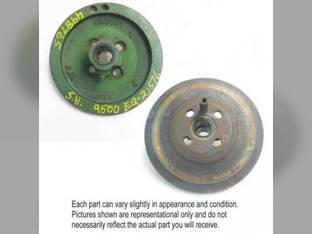 Used Cleaning Fan Drive Pulley John Deere CTS 9600 9501 9500 9400 AH131248