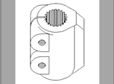 4WD Transfer Gearbox Coupler