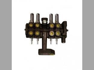 Modular Quadruple Remote Control Valve Case IH 73337816 Ford 73337816