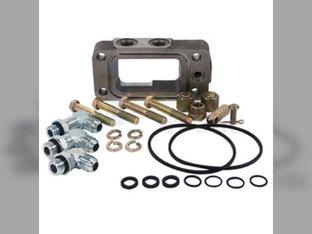 Valve, Hydraulic, Auxillary Outlet Kit