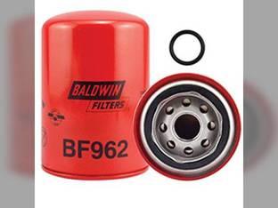 Filter - Fuel Spin On BF962 FIAT Allis Chalmers HD11 HD11 I600 6060 6080 6070 M100 M100 185 190XT 190XT I60 8550 4W-305 200 220 220 615 880 D21 HD6 190 180 210 Gleaner K2 M G M2 F K R7 F2 L N7 F3 L2
