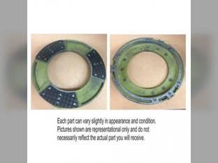Used Brake Plate with Linings R26968 John Deere 3010 AR26953