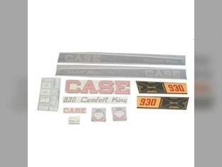 Decal Set Case 930