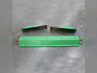 Used Feederhouse Front Shield Kit