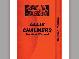 Service Manual - CA Allis Chalmers CA CA