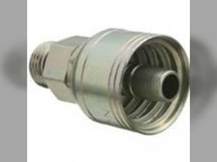 """Weatherhead - Hydraulic Fitting #8 Male SAE O-Ring Rigid 3/4"""" - 16"""
