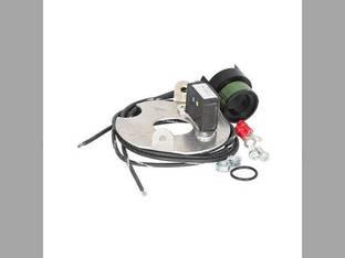 Electronic Ignition Kit - 12 Volt Positive Ground International C 130 Super C 666 454 230 2400B 574 Cub 184 Cub 185 Super A Cub Lo-Boy 464 Cub 674 Cub 154 B 100 A 2400A 240 544 140 2544 200 4500