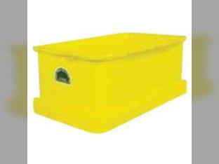 Seed Box Topper for Plastic Hoppers John Deere 1700 7200 7300