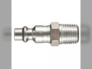 "Milton Air Tool Plug - Male M-Style 1/4"" MNTP"