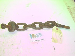 Eyebolt-check Chain