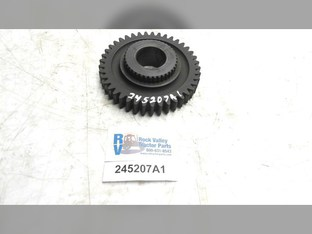 Pinion-transmission Speed