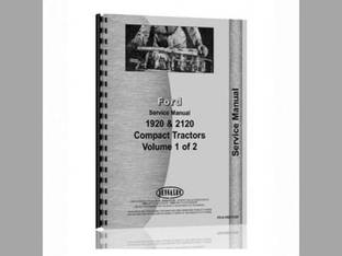 Service Manual - FO-S-1920 2120 Ford 2120 1920