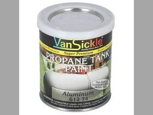 Aluminum Propane Tank Paint Quart