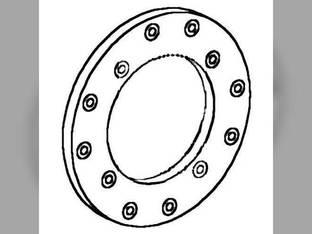 Brake Lining Kit Oliver Super 55 550 10R667 White 2-44