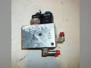 Used Hydraulic Control Valve Brake New Holland L220 L220 84256531