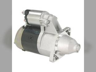 Starter - Denso Style (17354) Kubota B1550 B6000 B1750 B7100 B6100 B6200 B5100 B5200 B4200 B7200 B8200 F2000 G1800 G1900 19293-63011 Bobcat 313 3974246