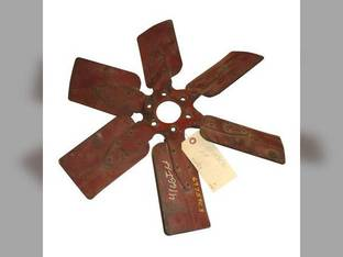 Used Cooling Fan - 6 Blade International 1468 3388 1466 4186 1066 6388 Hydro 100 4166 69759C2