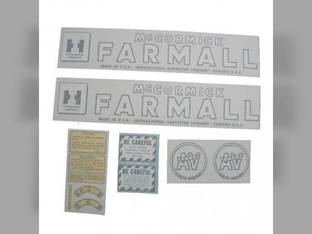 Decal Set International Super A