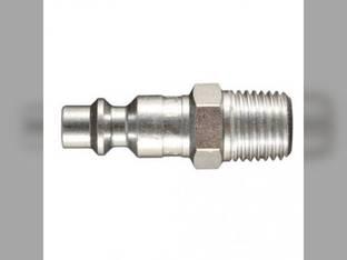 "Milton Air Tool Plug - Male M-Style 1/4"" 5-pk"