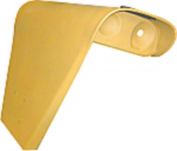 Single Headlight Fender, Left Hand