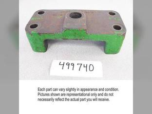 Used Drawbar Front Support John Deere 7710 7800 7515 7400 7520 7210 7610 7510 7405 7700 7505 7810 7600 7200 7420 7410 L76088