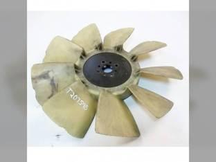 Used Cooling Fan - 9 Blade John Deere 328 325 332 T207598
