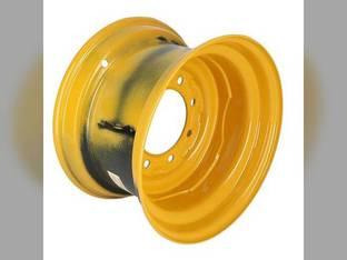 """9.75"""" x 16.5"""" Wheel Yellow Case 435 440CT 95XT 90XT 75XT 450 70XT 85XT 465 445 60XT 183300A3"""