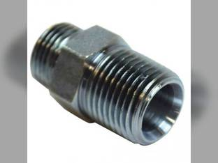 Hydraulic Fitting - Straight Thread to Pipe Male O-Ring 3/4 – 16 Male Pipe Thread ½