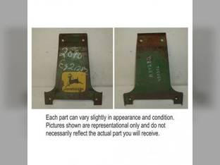 Used Deluxe Seat Top Cushion Support John Deere 4020 4020 3010 3010 5020 5020 2010 2010 8020 8020 3020 3020 R34282
