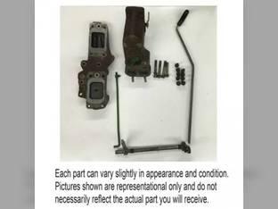 Used Selective Control Valve Kit John Deere 4030 4230 4430 4520 4630 AR85251