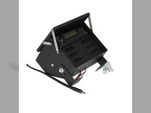Fender Mount Radio AM/FM Weather Band USB MP3 Clock