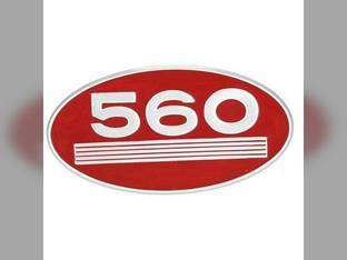 Side Emblem International 560 369127R1