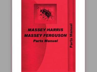 Parts Manual - 135 Massey Ferguson 135 135