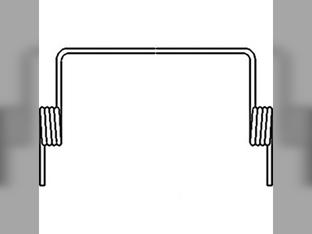 Pressure Plate, Finger, Spring