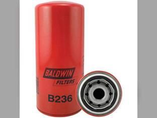 Filter - Lube Or Hydraulic Spin On B236 John Deere Case 4490 2470 2594 2390 2094 2294 2290 2090 1570 2670 2394 3294 2590 4690 Deutz Gleaner R70 R62 R72 R60 Case IH 4494 Deutz Allis International 886