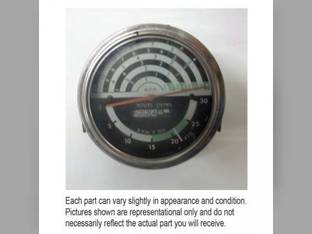 Used Tachometer Gauge John Deere 302A 440 2440 401C 540A 540 400 302 401B 2040 401 2020 1520 2030 440B 2010 300B 301A 301 2240 2640 830 2630 300 1530 440A 1020 AR65445