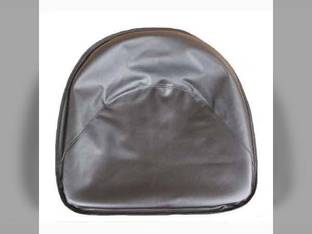 "Pan Seat 19"" Deluxe Cushion Vinyl Black Ford 4000 2000 4110 International Oliver John Deere 1020 2020 2030 Allis Chalmers Massey Ferguson 50 135 Minneapolis Moline Massey Harris CockShutt / CO OP"