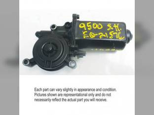Used Rotor & Fan Speed Adjustment Motor John Deere 9600 9510 9650 CTS CTSII 9400 9550 9750 9660 9500 9410 9610 9560 9760 9450 Case IH 1660 2577 1688 2188 2144 1644 2388 1666 2344 2166 2588 2366 2377