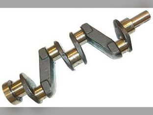 Crankshaft, 4 Cylinder, Gas