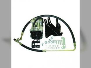 Air Conditioning Compressor Conversion Kit Ford 6610 7710 6710