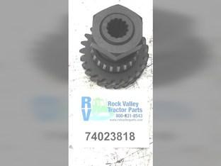 Gear-hydraulic Pump Drive